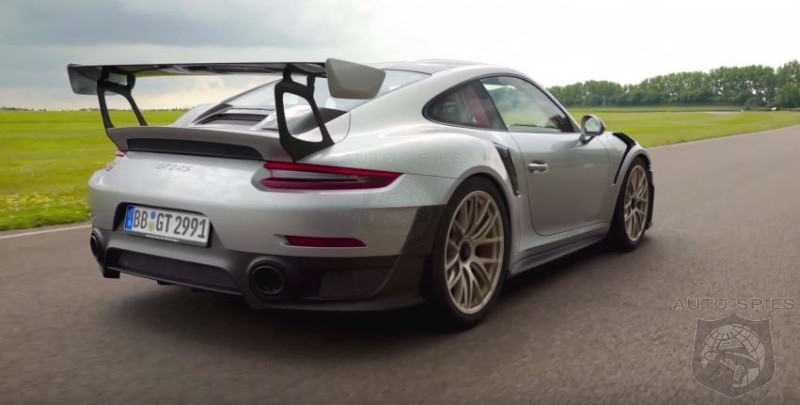 2018 porsche 911 gt2 rs reportedly reached 208mph during nurburgring run autospies auto news. Black Bedroom Furniture Sets. Home Design Ideas