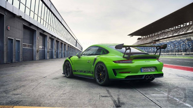 #GIMS: With 520HP And A 7 Speed PDK, What Is There NOT To Like About The New 911 GT3 RS?
