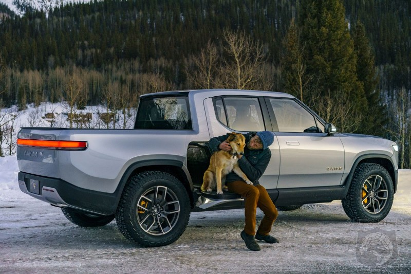 Rivian's New Pickup And SUV Will Retail For Less Than Expected