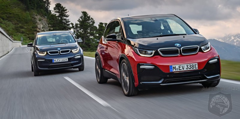 DRIVEN: BMW i3s - When Sport Doesn't Really Mean Sport
