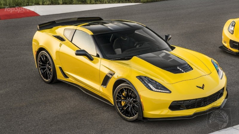 Chevrolet Throws Up To $15,000 On The Hood Of New Z06 Corvettes
