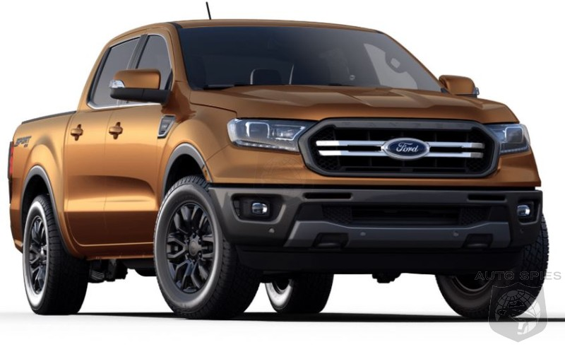 CONFIRMED: 2019 Ford Ranger To Start At Just $24,300