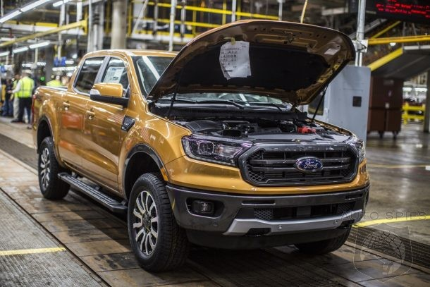 Volkswagen Eyes New Pick-up Based On Ranger In Product Tie-up