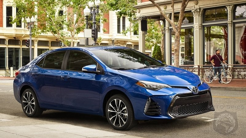Toyota Hopes Targeting Minorities Will Keep Corolla Sales Alive