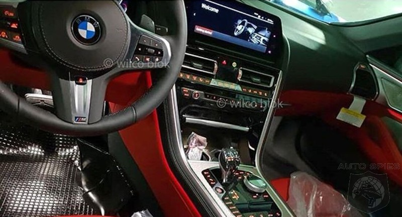 BMWs 2019 8 Series Convertible Interior REVEALED Is It What You Were Expecting