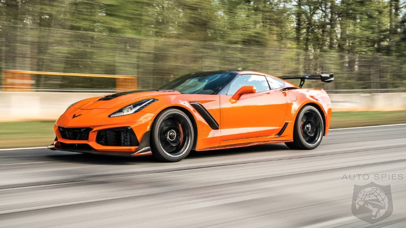 Should The 755HP 2019 Corvette ZR-1 Actually Command A Six Digit Price Tag?