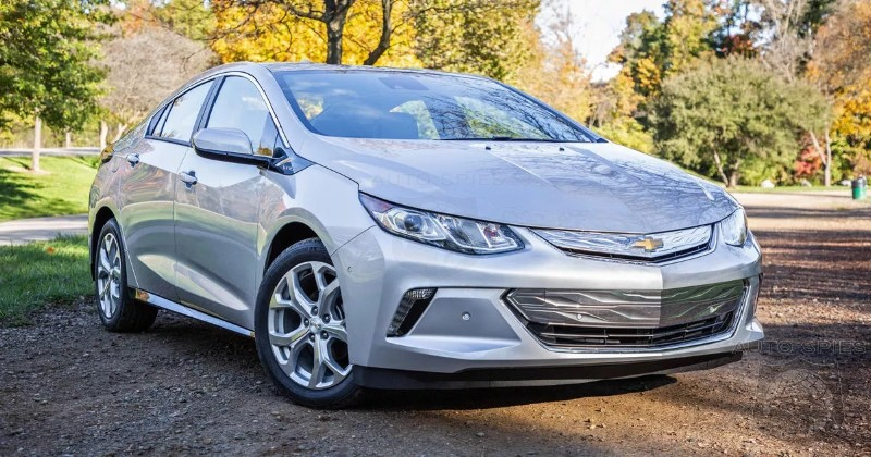 Chevrolet Slashes Volt Prices By 18% In May To Move Inventory
