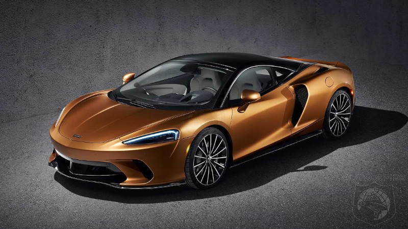 McLaren Debuts New Luxury GT Supercar