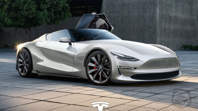 Tesla May Target Sub 2 Second 0 60 Time For Upcoming Roadster