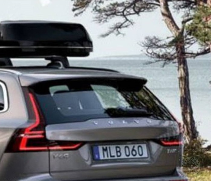 STUD OR DUD? Volvo's Sexy New V60 Wagon Caught Ahead Of Official Debut