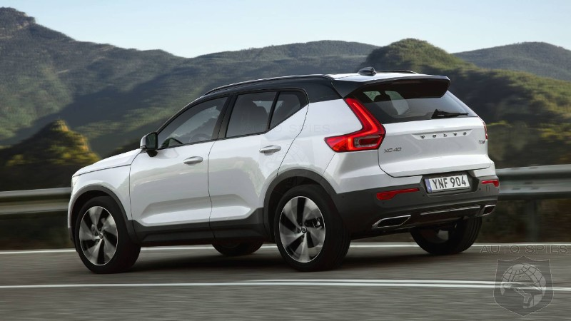 #GIMS: Volvo's XC40 STEALS The 2018 European Car Of The Year Award