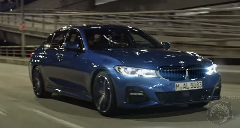 Stud Or Dud Rate This 2019 Bmw 3 Series Tv Commercial Autospies