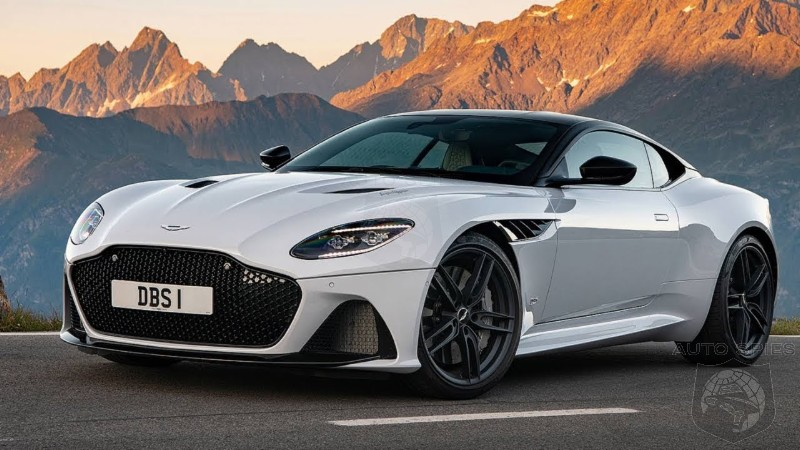 Aston Martin Boss Packs His Bags - Replaced By Mercedes AMG Boss