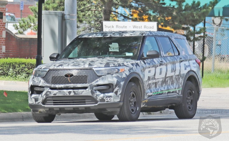 2020 Ford Explorer To Debut Early Next Month Autospies Auto News