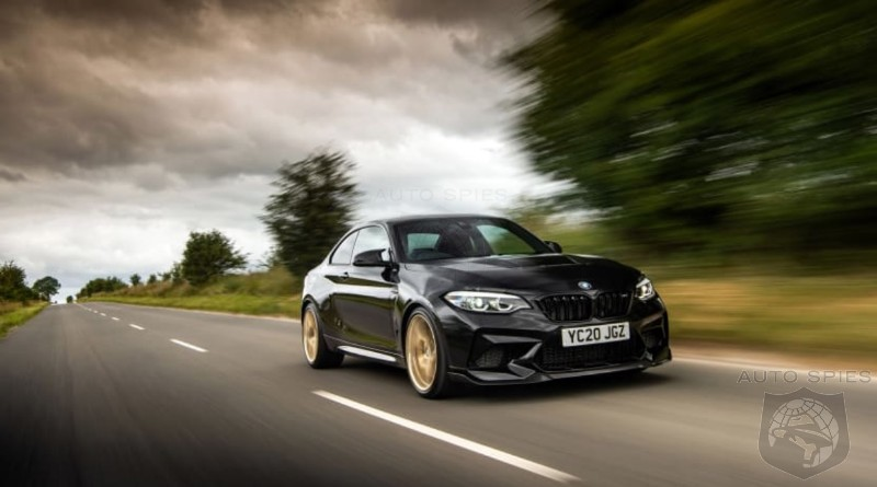 DRIVEN: BMW M2 CS Is More Than A Wolf In Sheep's Clothing