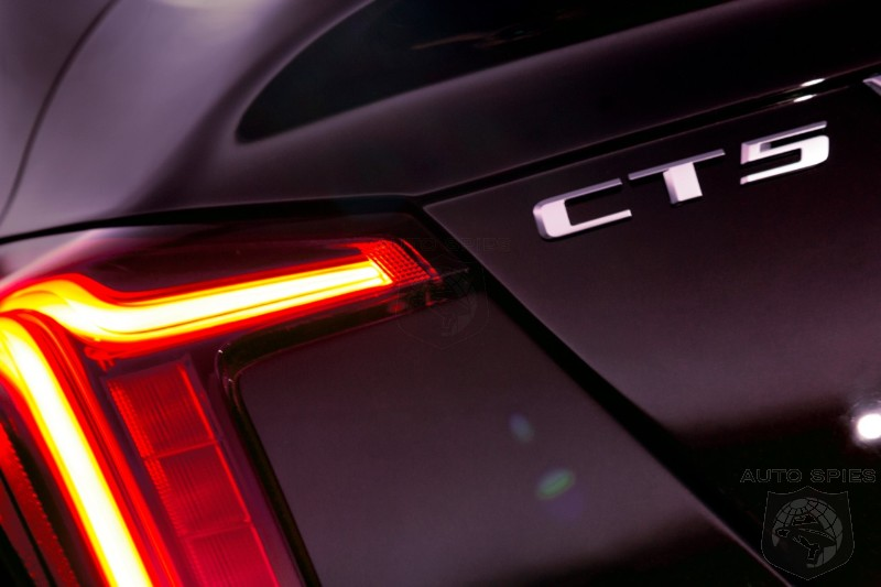 Cadillac Launches The First Of A New Generation Of Sedans With CT5