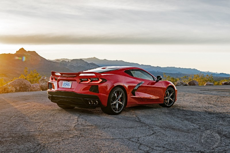 Parts Shortage Cripple Corvette Production For The Third Time This Year