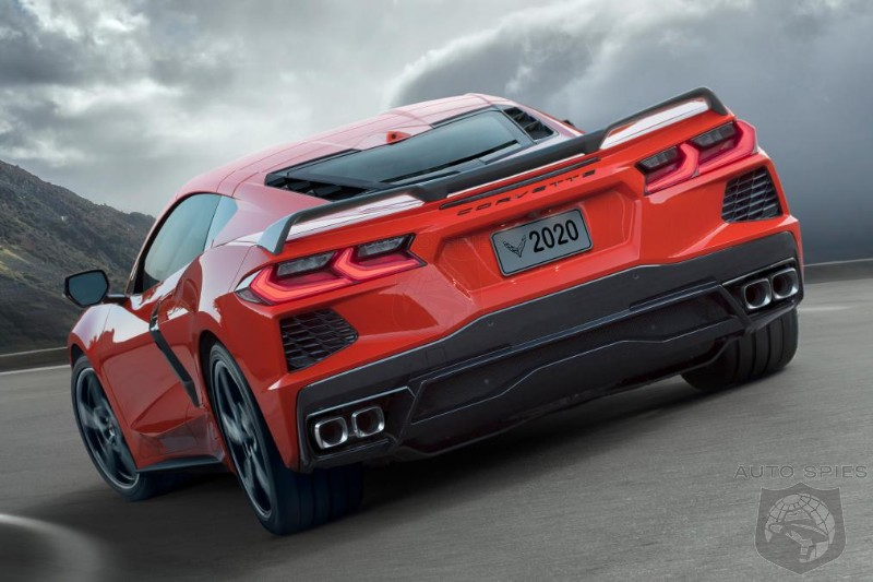 DRIVEN: Chevrolet C8 Corvette - Can It FINALLY Take On The Big Boys From Europe?