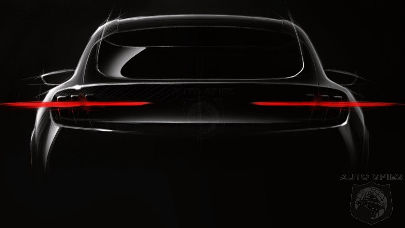 First Lincoln EV Will Be Based Off Of Mach 1 Crossover