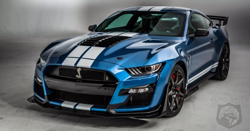 Forget The C8 Corvette - 2020 Shelby GT 500 Will Go 0-100-0 In Just