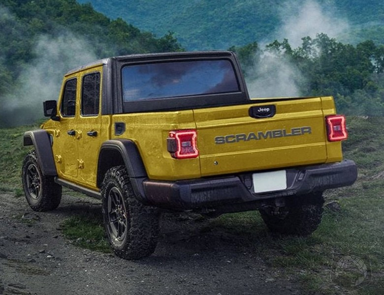 Can The New Jeep Wrangler Pickup Up End Segment