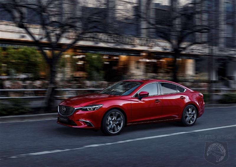 Rumor Mill: Future Generation Of RWD Toyota And Lexus Sedans