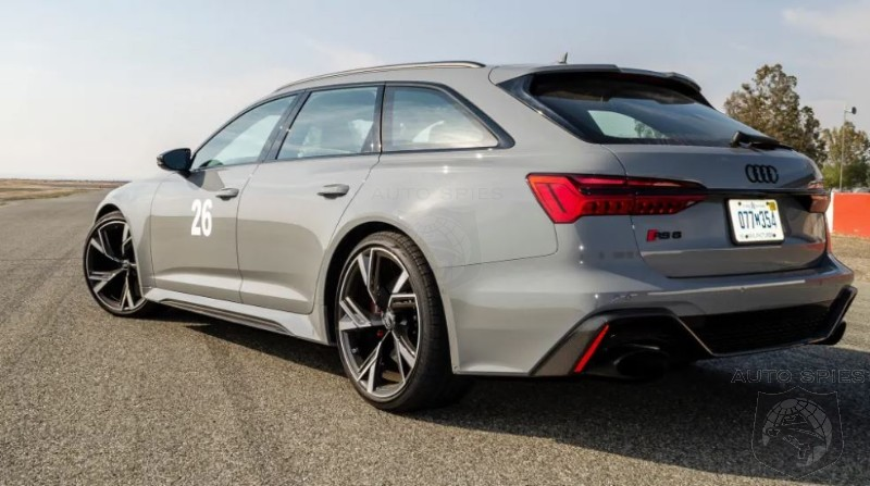 DRIVEN: 2021 Audi RS6 Avant Is A Race Track Beast, But Is ...