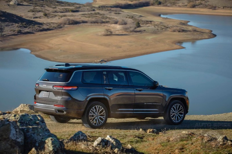 2021 Jeep Grand Cherokee- Was Three Row Seating The Upgrade You Were Waiting For?