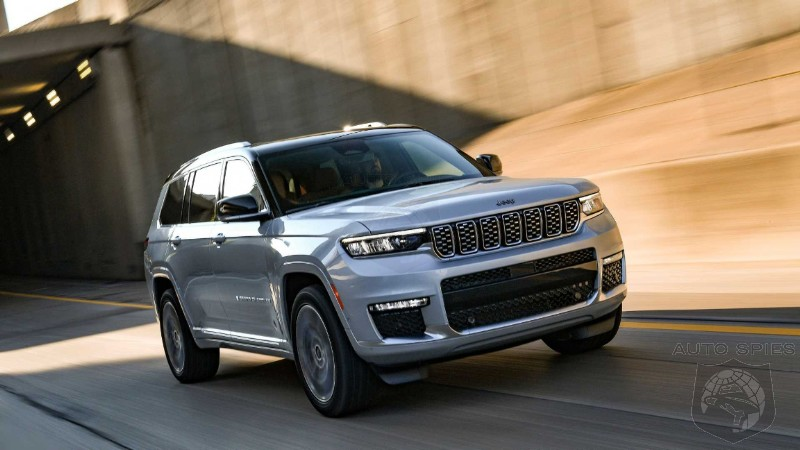 Potential Jeep Grand Cherokee Buyers Are VERY Interested PHEV Models