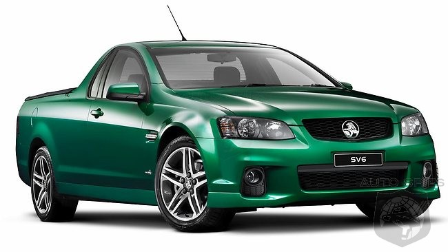 Rumor Mill: Holden Commodore Heading To US As The New El Camino?
