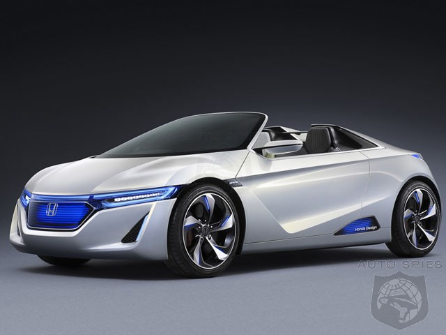 Honda FWD Beat Sports Car On Track For Production