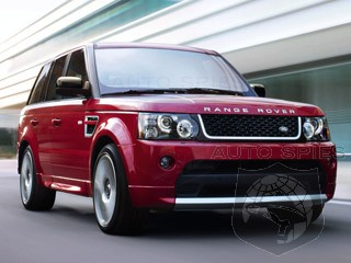 Land Rover To Challenge The Germans With A 500HP Range Rover Sport?