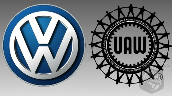 UAW Claims Volkswagen Failed To Recognize Member Vote To Organize