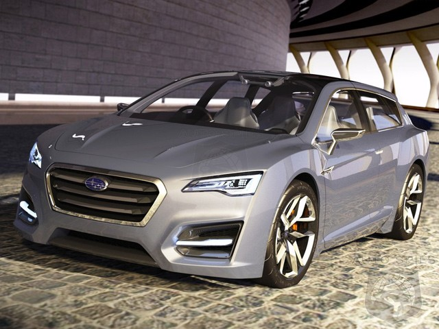 Can Subaru Outclass The Market Leading Prius With Their First Attempt At A Hybrid?