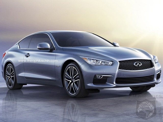Could You Be Swayed To Consider An Infinti If The Q60 Looked Like This?