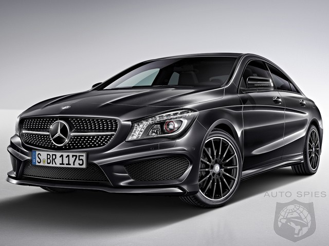 Mercedes-Benz Announces  CLA Edition 1