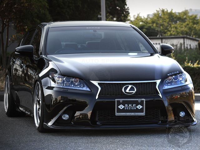 If You Tune A Lexus Does Anyone Notice? Here Are 5 To Test Out The Theory