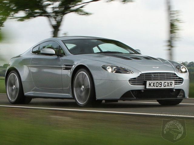 Aston Martin Dropping The V12 Vantage?
