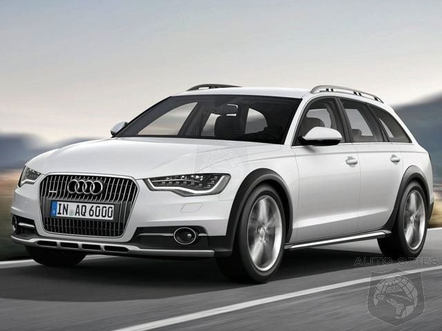 Audi Trademarking A9 And S9 But Rumors Also Suggest That Allroad Is