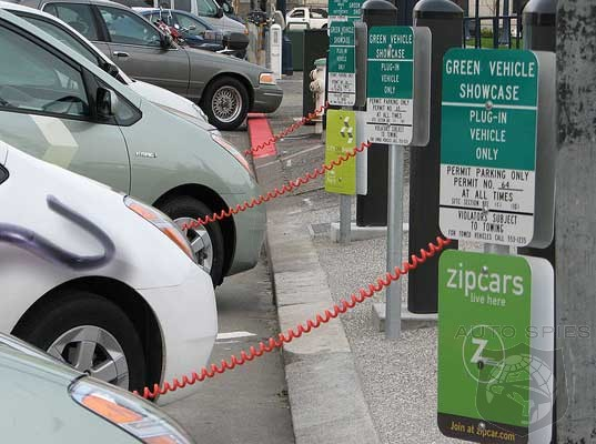 Fossil Fuel Based Infrastructure Making Electric Cars Pollute More Than Hybrids