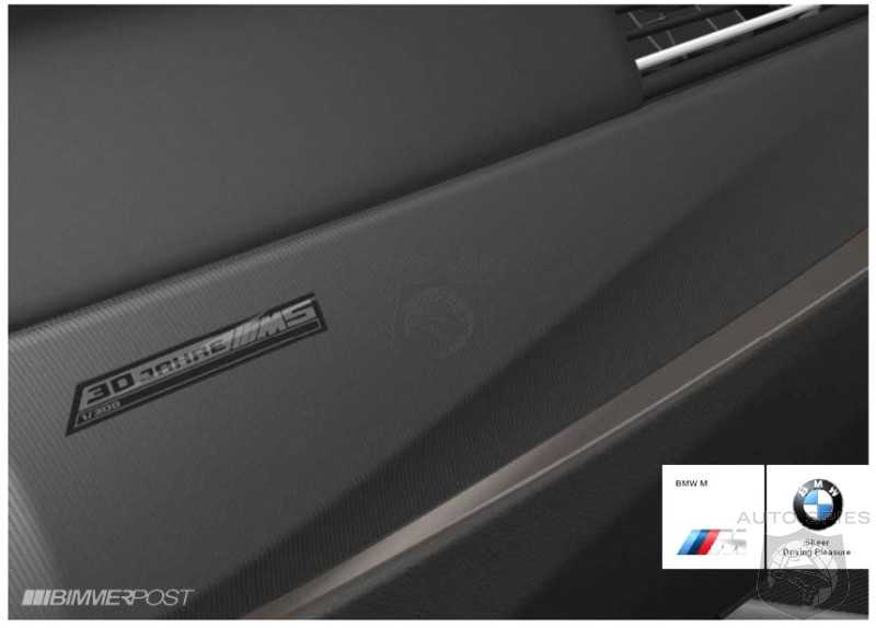 A Genuine 4 Door Supercar? BMW 30Th Anniversary M5 To Have 600HP