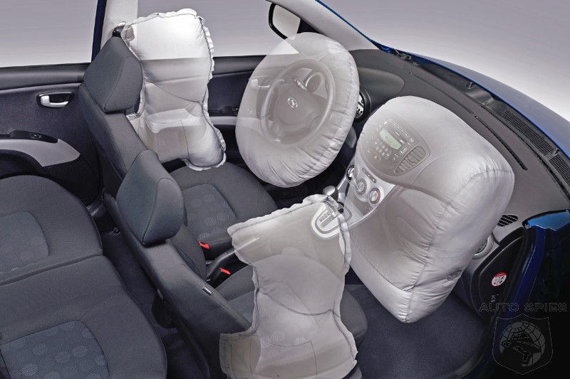 Regulators Confused On When And How Airbags Deploy During Crashes