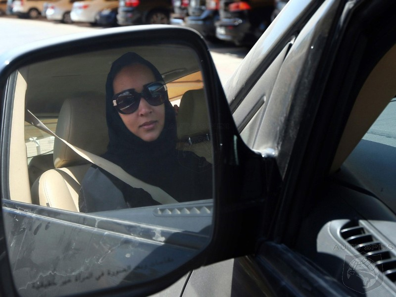 Saudi Arabia Agrees To Allow Women To Drive