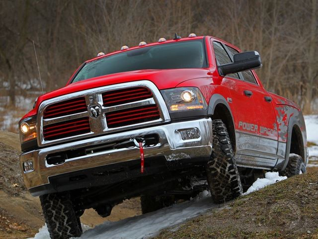 Move Over Raptor - Ram Has The Power Wagon Heading Your Way!