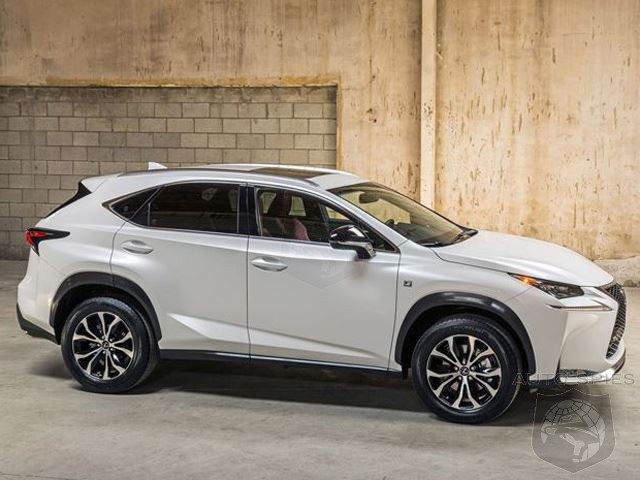 Does Lexus Have The Keys To Taking Over The Luxury Crossover Market With The New Nx Autospies