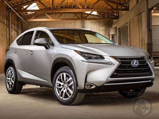 Lexus Trademarks TX Nameplate - Could There Be A