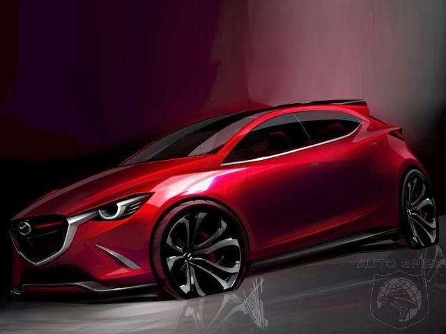 Mazda To Battle New Mini Cooper With Mazda2 Variant