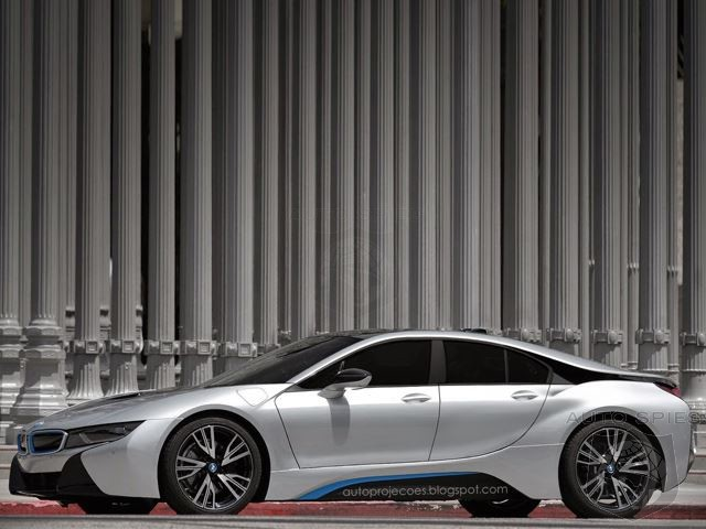 Could BMW's i9 Be The 4-Door Sportscar Of The Future?