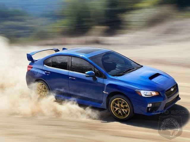 Is The Subaru WRX STI Legendary Material?