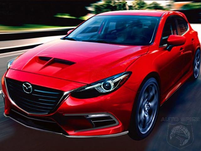 2016 Mazdaspeed Mazda3 To Have AWD And 295 HP